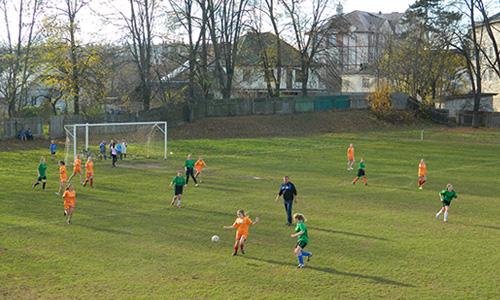 На Богородчанщині пройшов Чемпіонат району серед дівчат U-15 і U-17