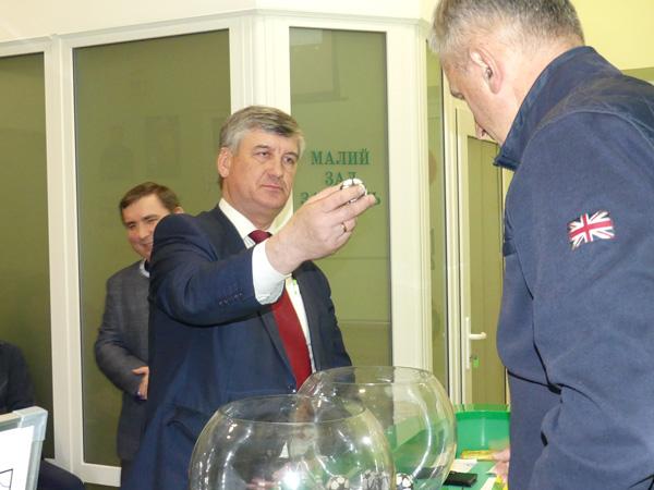 Визначились пари стадії 1/4 фіналу Кубка області